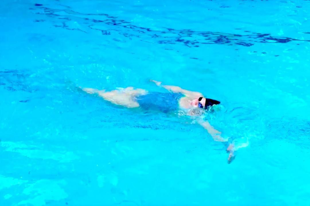 The Simplest and Most Advanced Backstroke Drill Ever