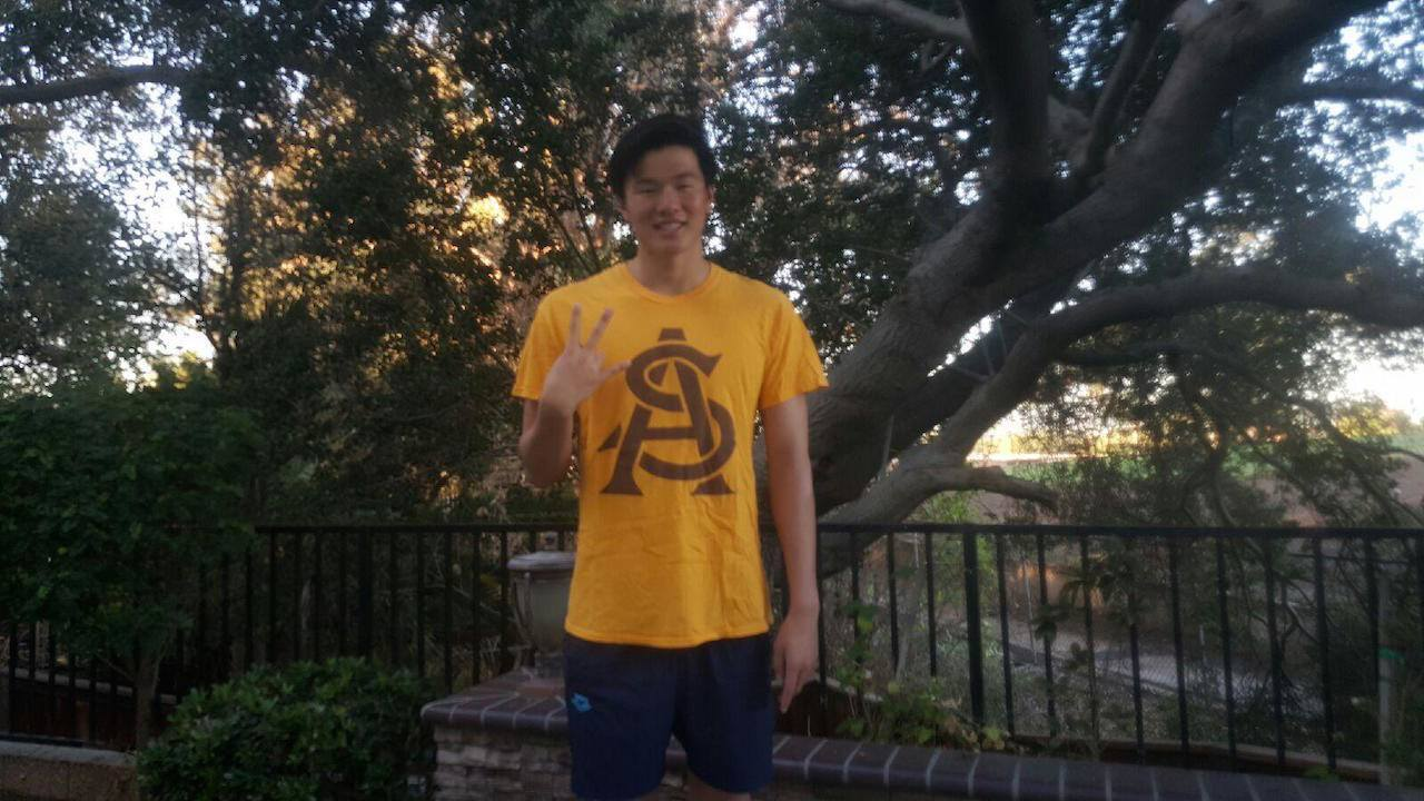 Freestyler Sidney Kao Verbally Commits to Arizona State