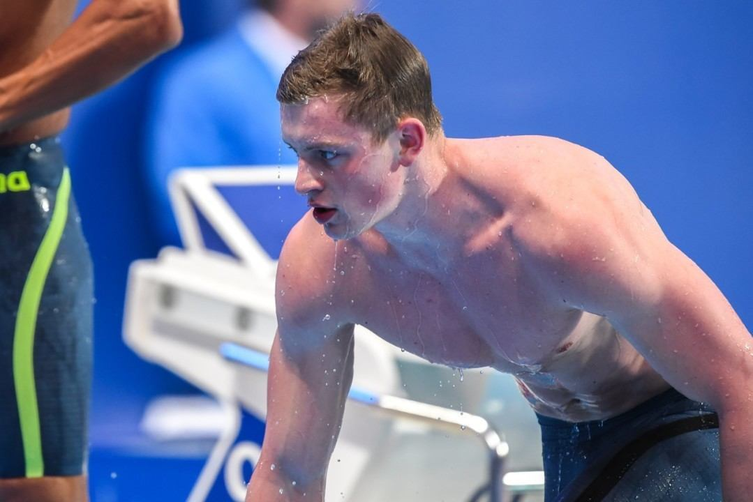 Even Adam Peaty Struggles For Lane Space, As No Pools Open In Derby