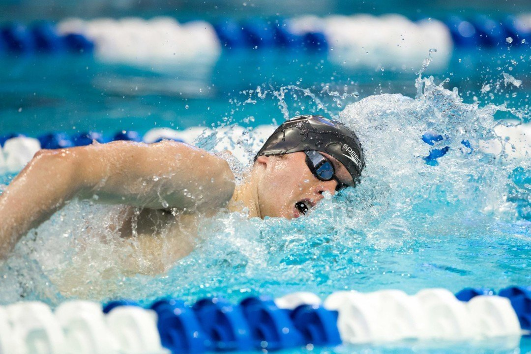 College Swimming Previews: Bentz Fills Big Shoes for #7 Georgia