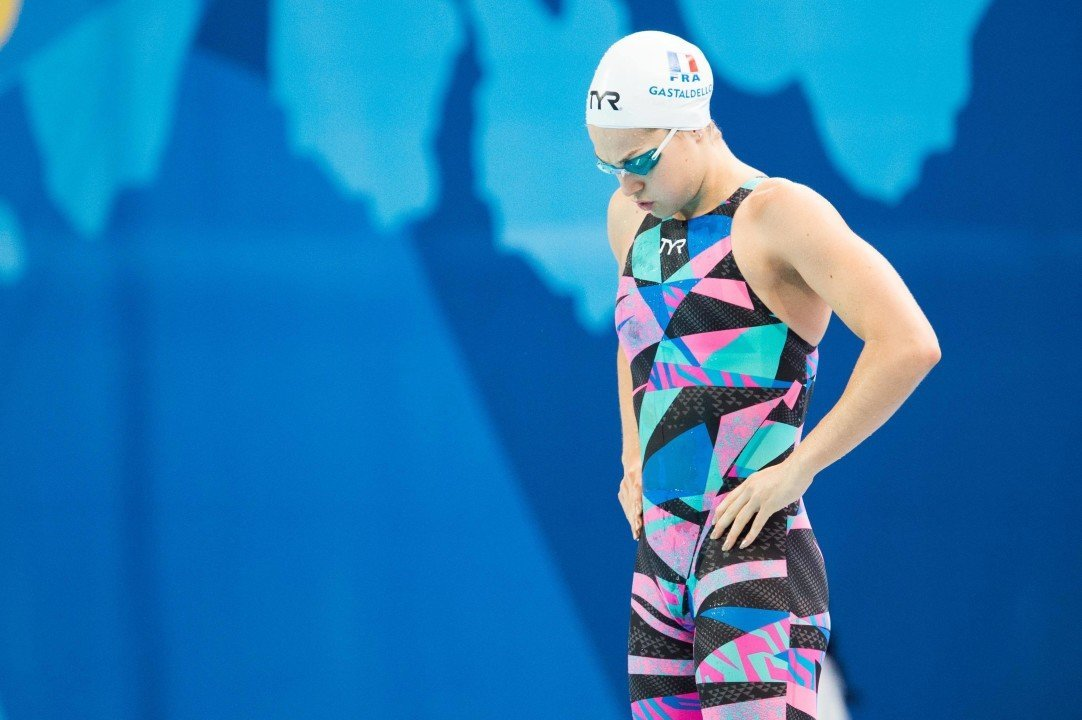 TYR Signs French Olympian Beryl Gastaldello