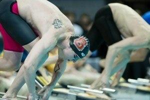 Simonas Bilis 100 Free Championship Final