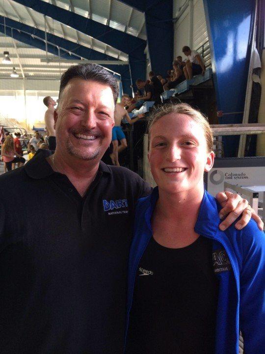 Chloe Clark, Chenoa Devine Impress at CIF Sac-Joaquin Championships