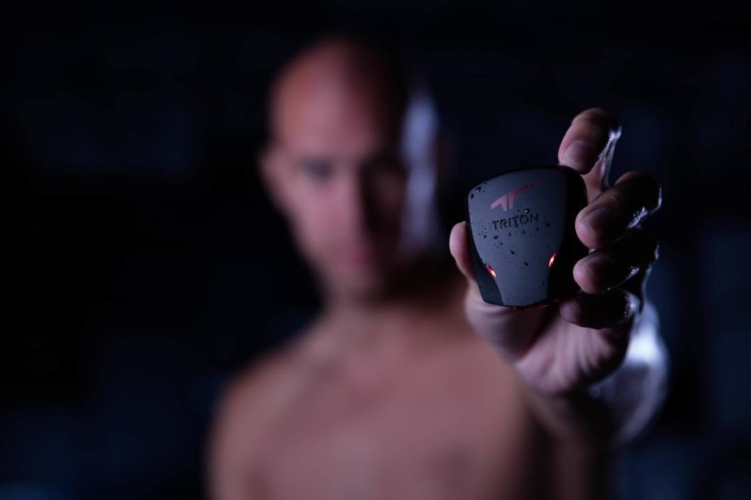 Swimming Canada to utilize TritonWear To Improve Relay Performance
