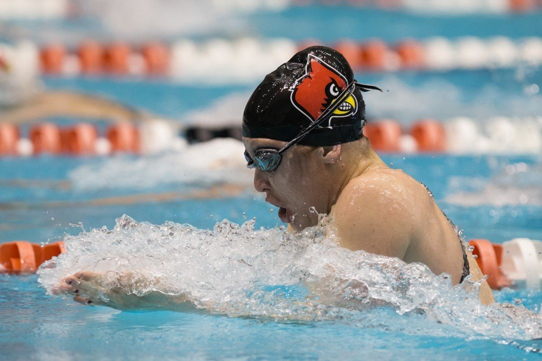 Cardinals Continue To Fly Away From Competition At UofL Invite Prelims