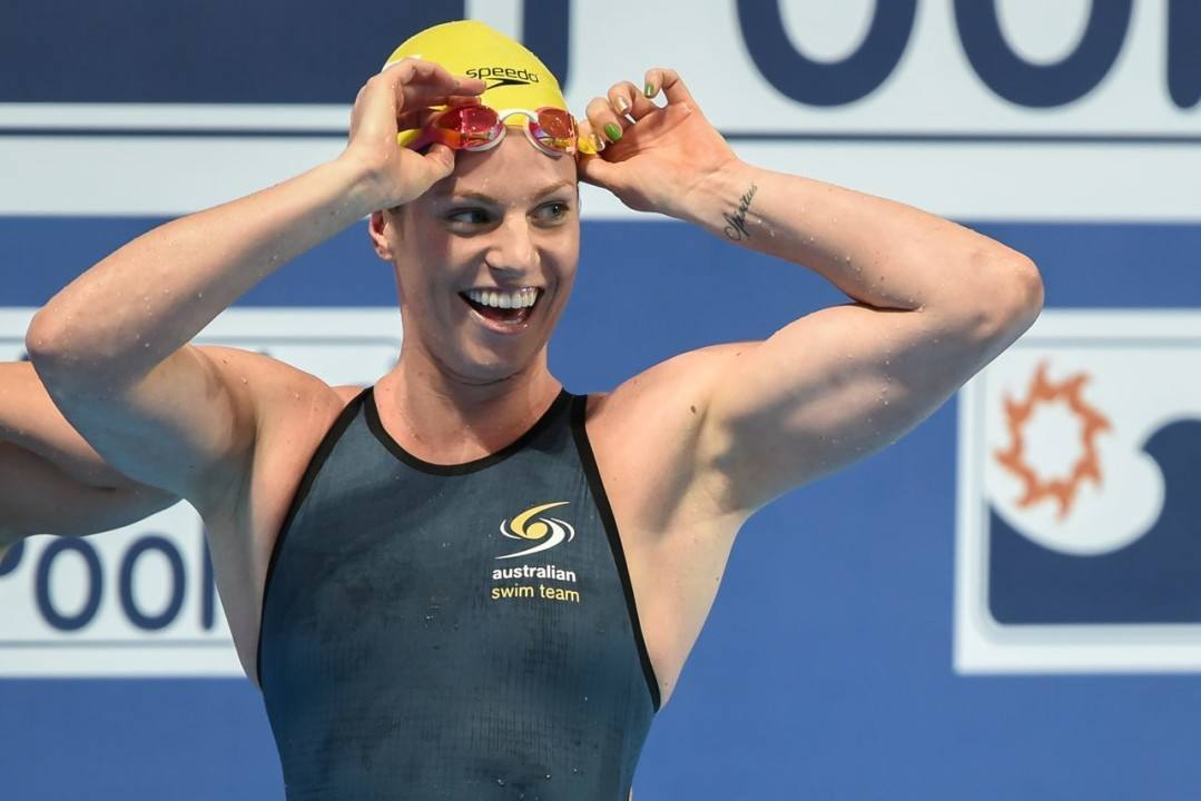 "Seebohm Up For Sport Australia's ""The Don Award"""
