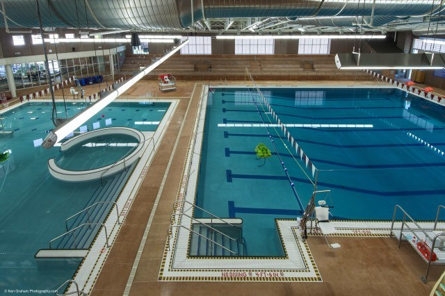 Gateway Aquatic Center (courtesy of Gateway Aquatic Center – Ketchikan, AK – Ken Graham Photography / Counsilman-Hunsaker)