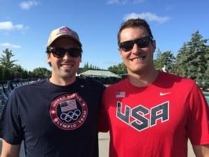 Tarwater & Vanderkaay Detroit Swims