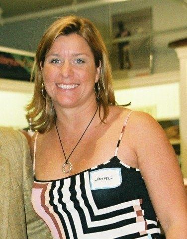 Janel Jorgensen McArdle (courtesy of Swim Across America)