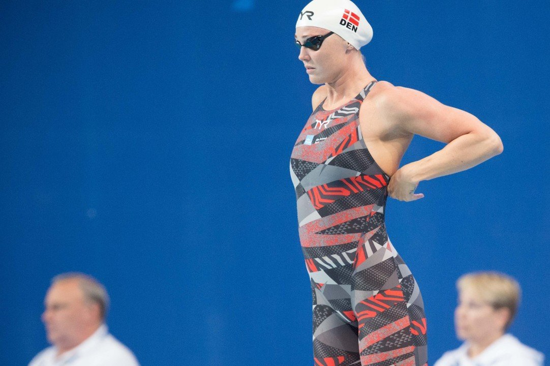 Ottesen Back In The Pool For Danish Open