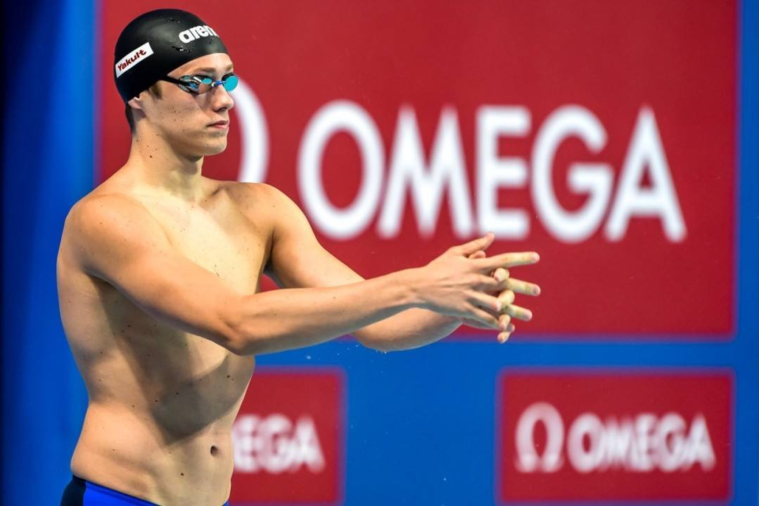 Kirill Prigoda Wins 100 Breast Swim-Off To Advance To Euro Final