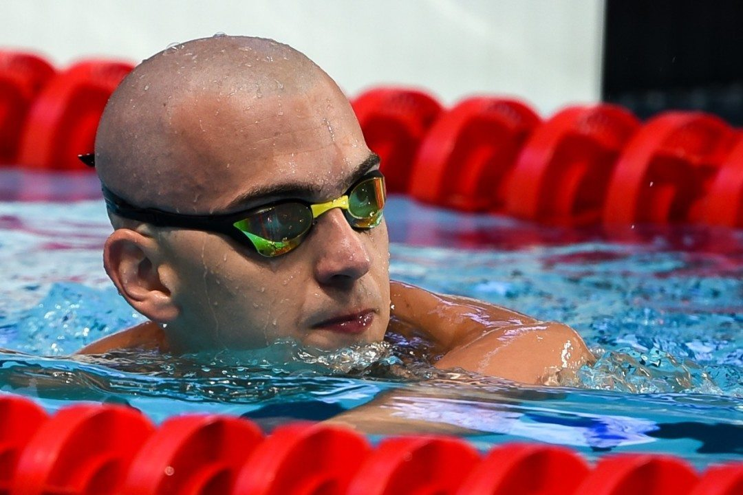 Laszlo Cseh Sets Euro Meet Record in 200 Fly Semi-Finals