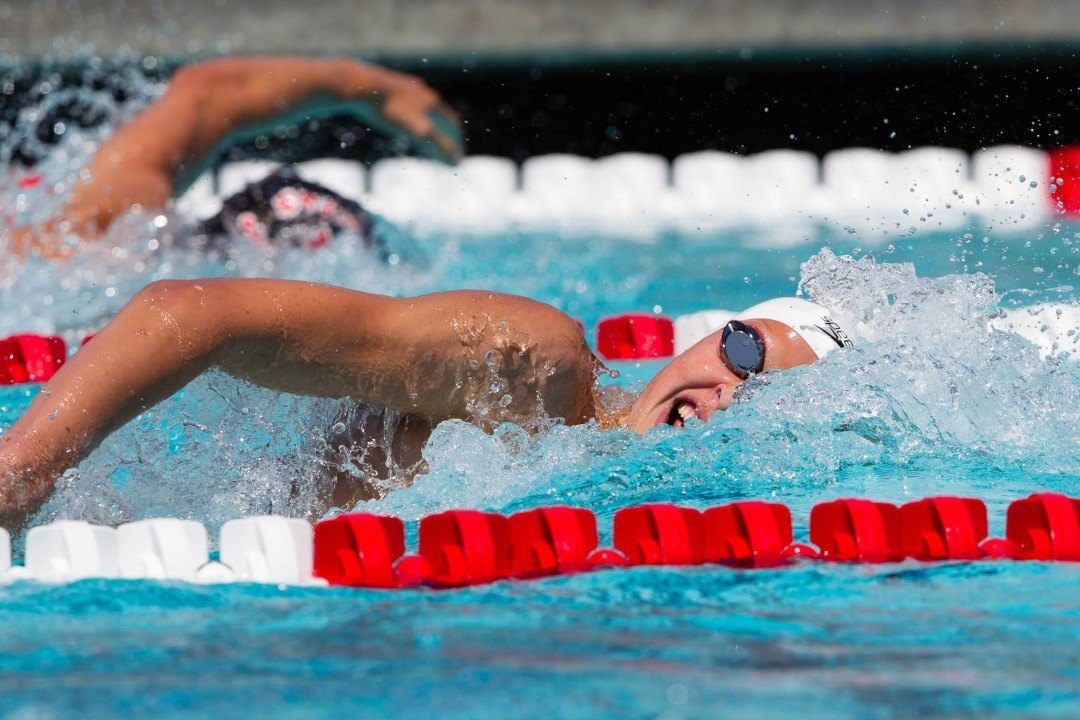 Freshman Ress Wins Twice For NC State On Day 1 Of All-NC Invite