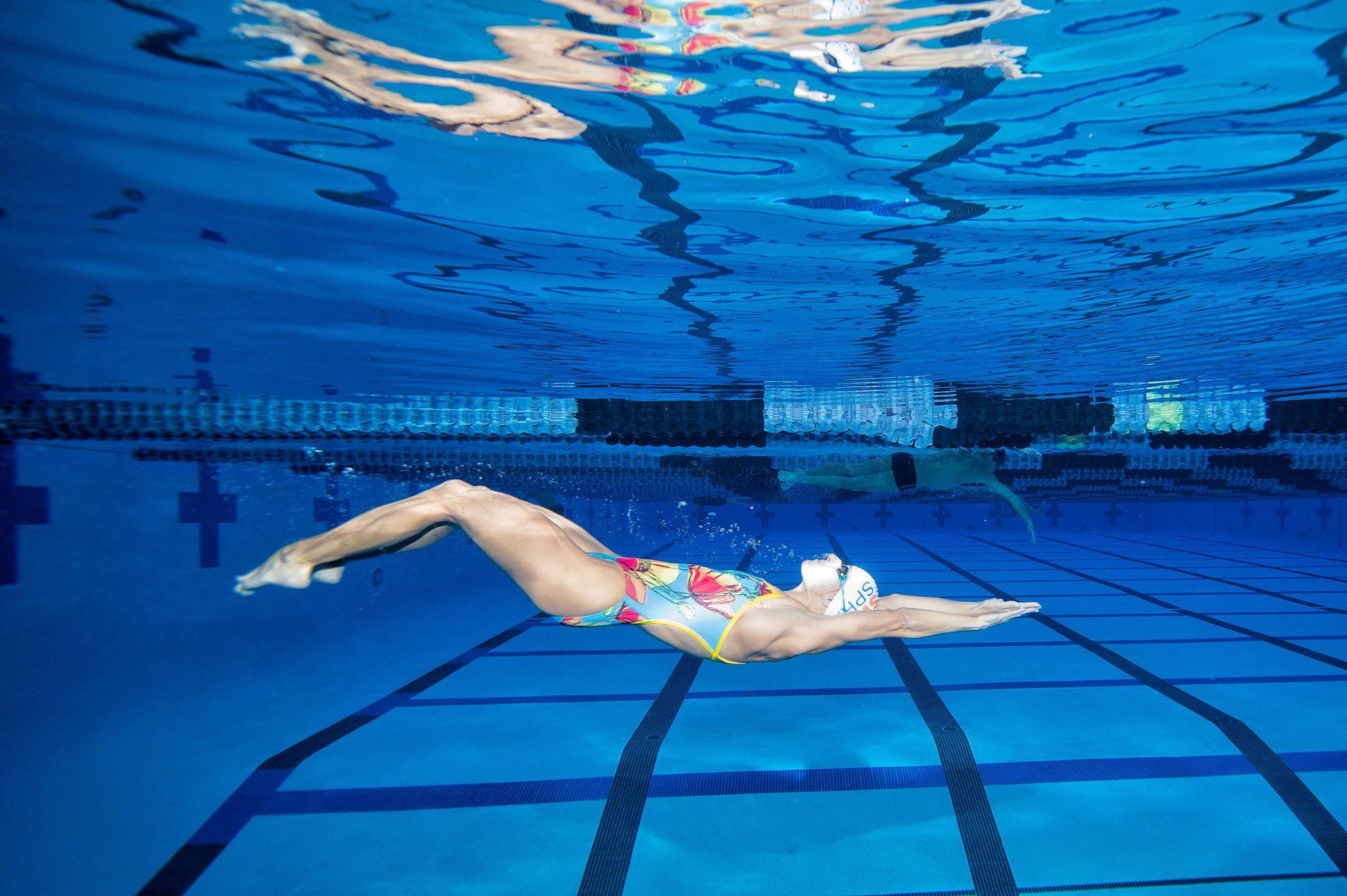 Swimspray Can Help Remove Chlorine Damage From Hair Skin