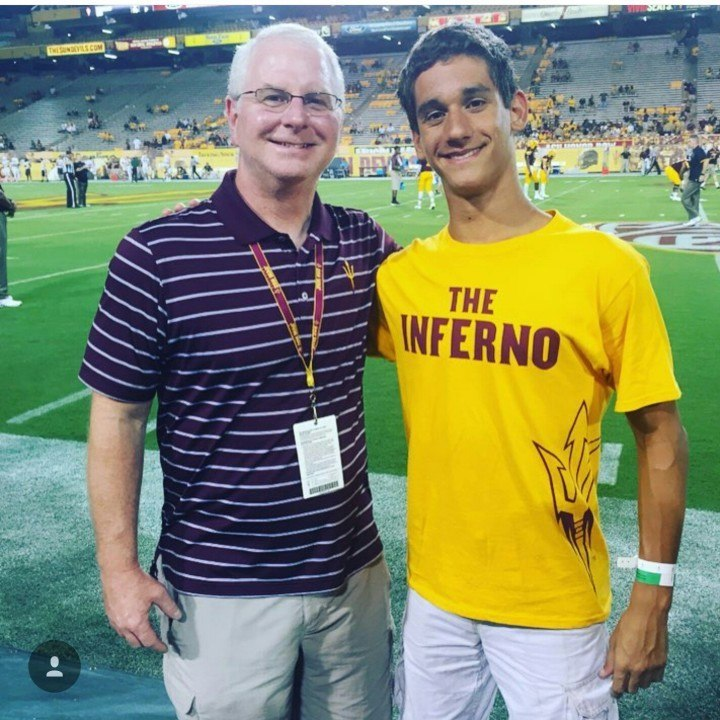 Zachary Poti Verbally Commits To Arizona State University