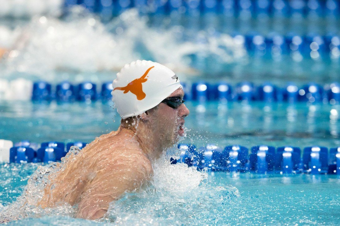 All-American Imri Ganiel Leaves Texas Program