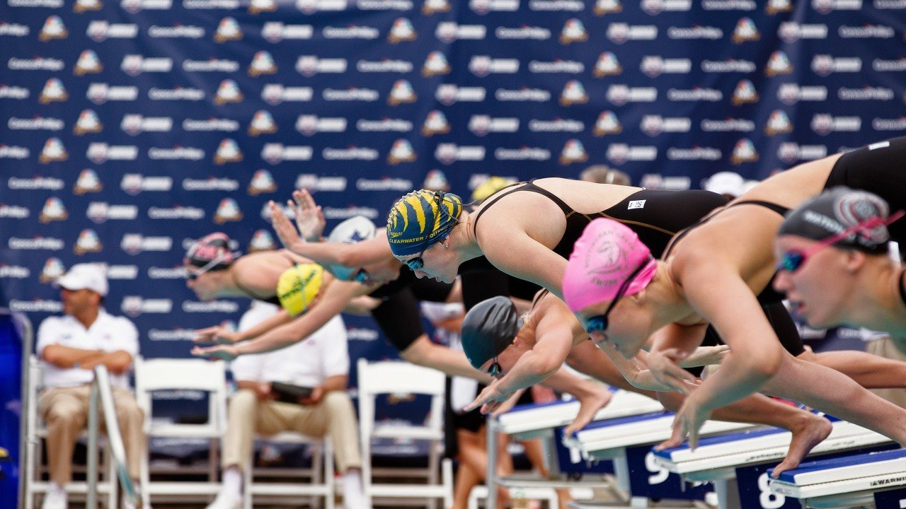 A Letter to the Struggling Swimmer