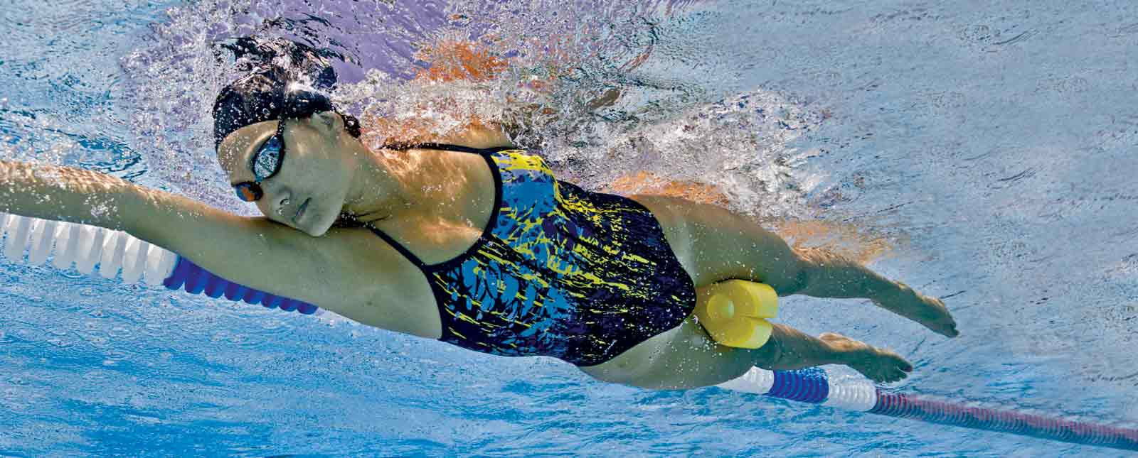 FINIS Set of the Week: Descending Pull Work
