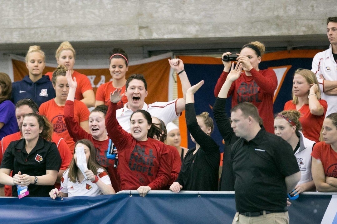 IM'er Maggie Jahns Verbally Commits to Louisville Cardinals