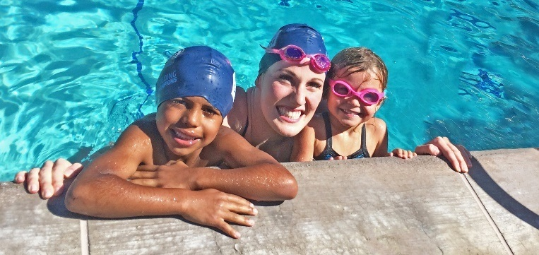 USA Swimming Foundation Names Make A Splash Bridge Rewards Winners