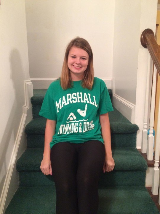 Cassie Ward Verbally Commits to Marshall University