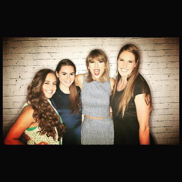 Missy Franklin, Meet Taylor Swift (And Vice Versa)