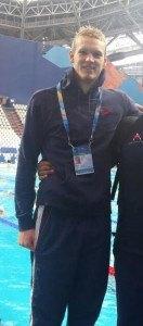 Auböck at the 2015 World Championships in Kazan.