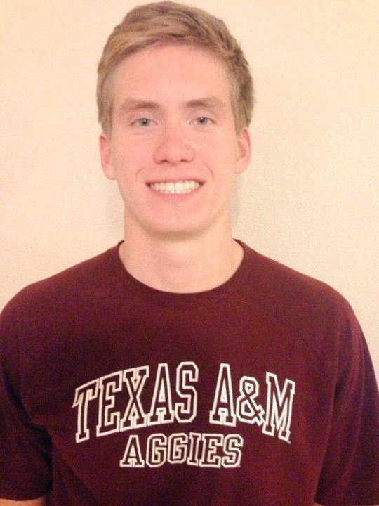 Junior Nats Swimmer Adam Koster Commits to Texas A&M