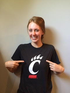 Cincinnati Gets Verbal From Backstroke and IM Swimmer Alexandra Wall
