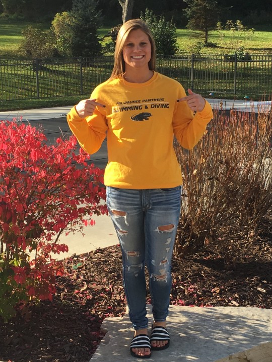 Junior Nats Qualifier Alicia Beam Commits To Wisconsin-Milwaukee