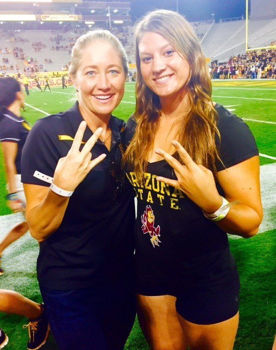 Arizona State Pulls in Another Sprinter: California's Katherine Wagner