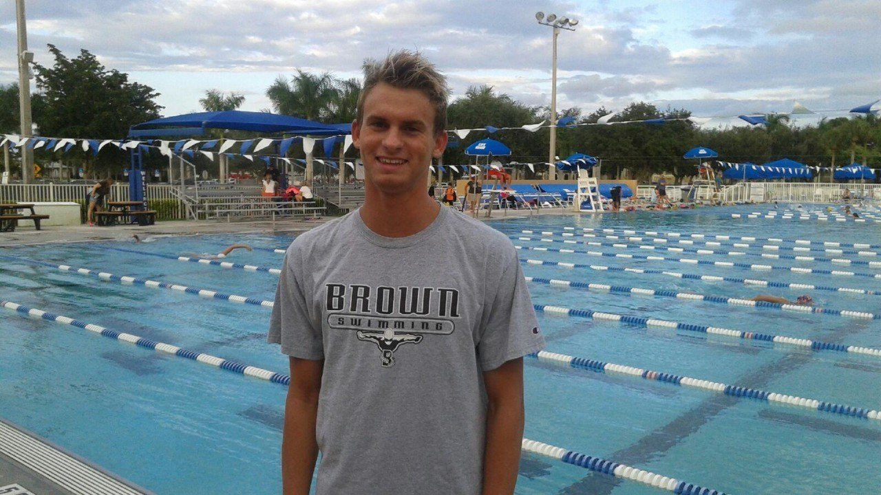 Florida Sprinter Cody Cline Goes Ivy, Opts for Brown