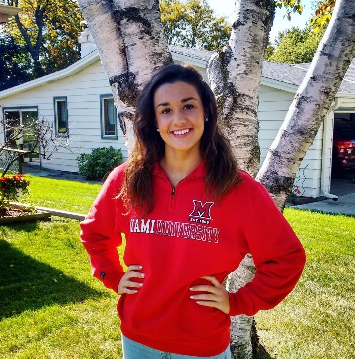 Returned From ACL Tear, Carolyn Jungers Commits To Miami (Ohio)