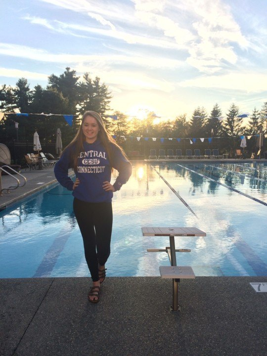 CCSU Picks Up Verbal from NH Breaststroker Keelin Kendall