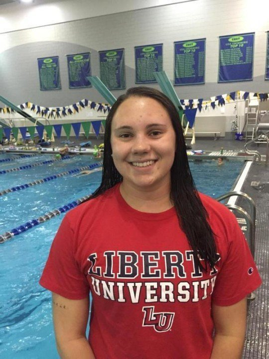 Winter Juniors Qualifier Brittany Weiss Commits to Liberty
