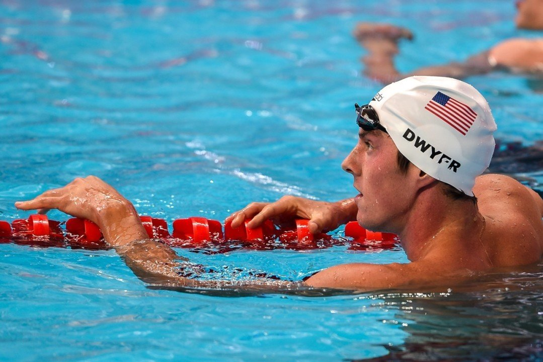 Conor Dwyer Training at Altitude at OTC, Will Race in Charlotte