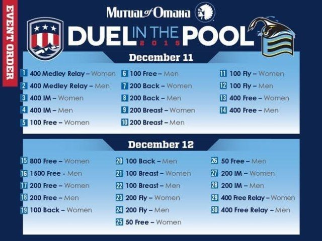 Duel-Event-Order 2015