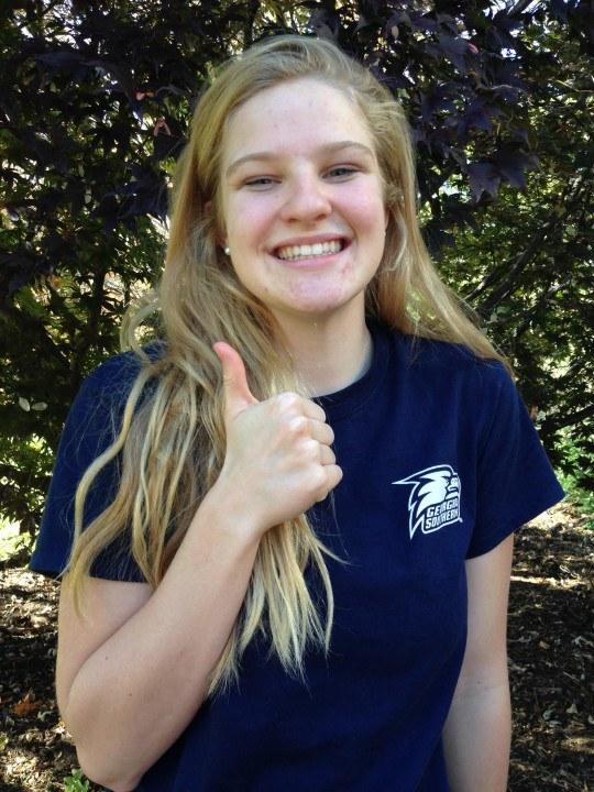 Georgia Southern Gets Commitment From Backstroker Elizabeth Chemey
