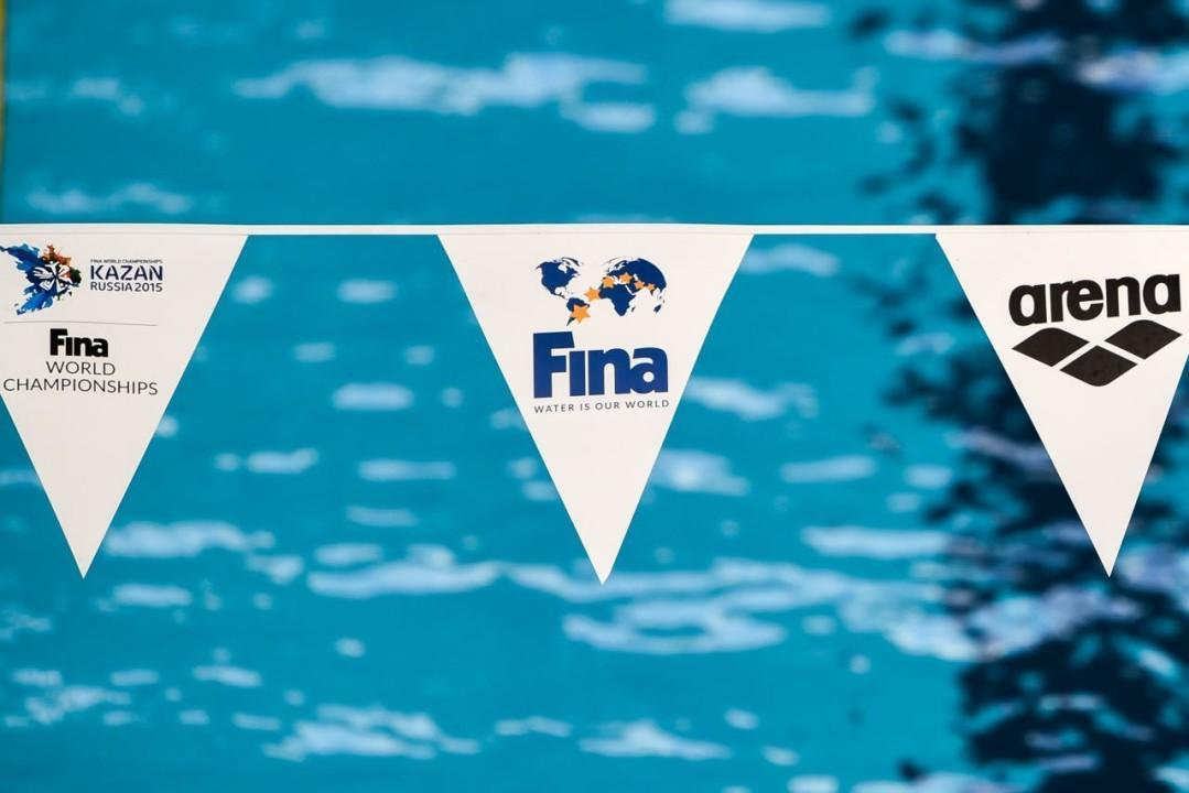 FINA Issues Statement on Russian Athletics Doping Scandal