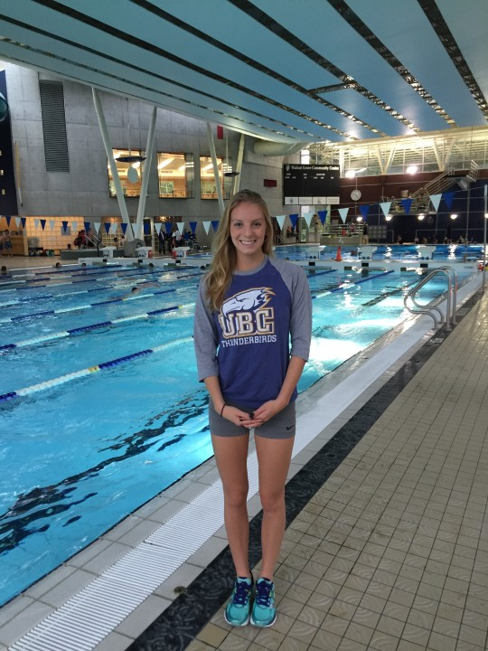 Hillary Metcalfe Commits to the University of British Columbia