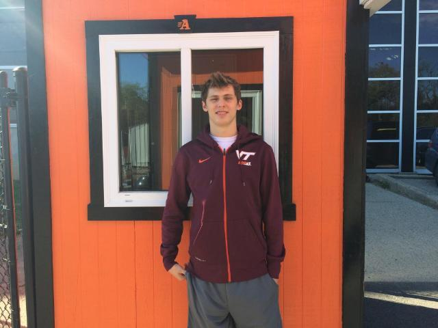 Ohio State Champion Hassler Carroll Commits to Virginia Tech
