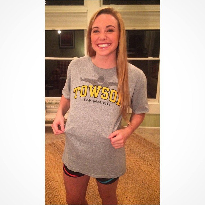 Trio of Swimmers Commit To Towson
