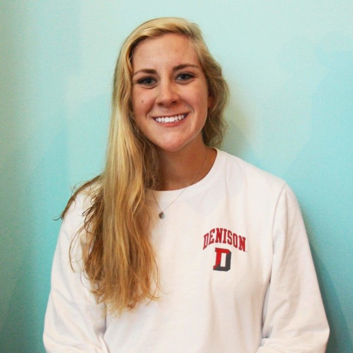Denison Gets Commit From Backstroker Haley Gullquist