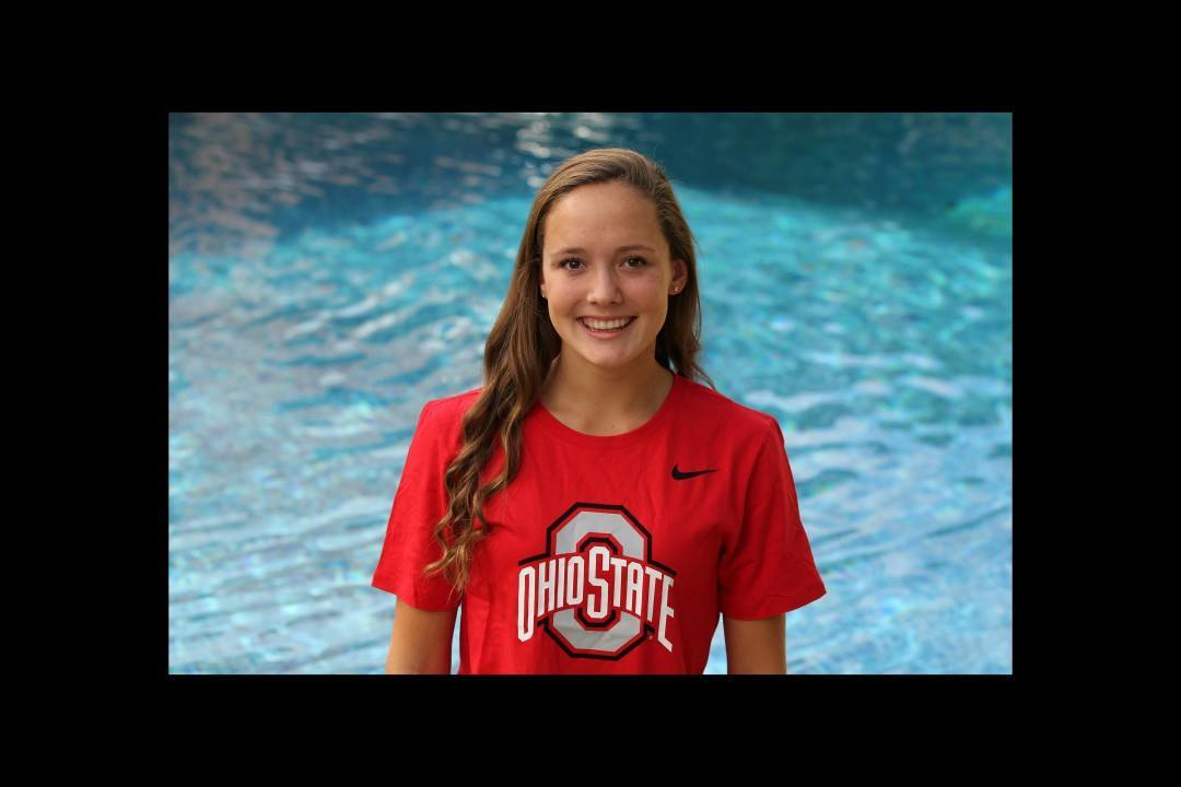 Sprinter on the Rise Katie Wright Verbals to Ohio State