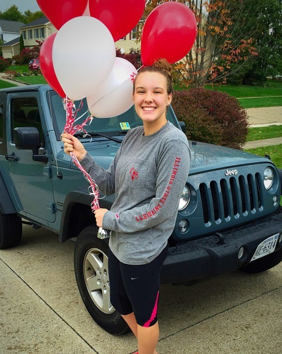 Butterflier Rachel Rymer Commits to Illinois State Redbirds