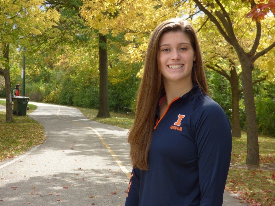 NASA Backstroker Jamie Kolar Commits to Illinois