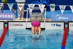 Europameisterschaften: Mensing, Öztürk erreichen Halbfinale über 200 m Rücken