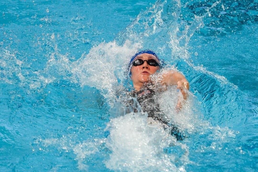 Kathleen Baker Breaks Nico Sapio Meet Record by 5 Seconds in 200 Back