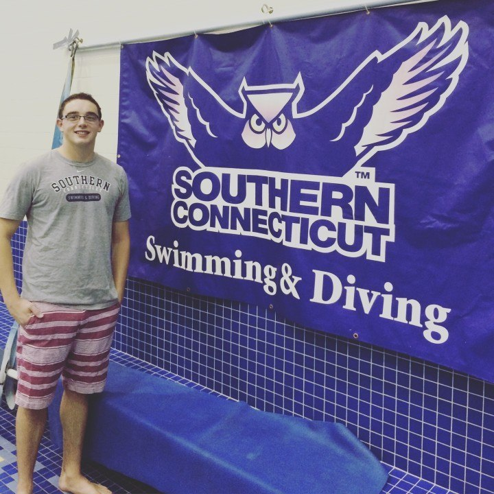 State Champ Max Padro Commits to Southern Connecticut State