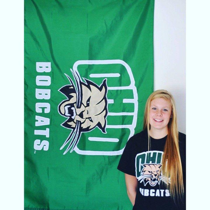 Junior Nats Swimmer Mikayla Herich Commits To Ohio University